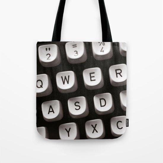 OLD TYPEWRITER Tote Bag