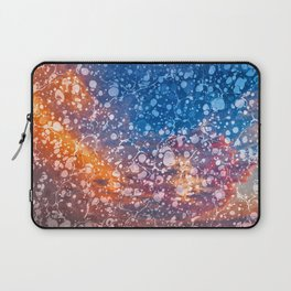 Vintage Marbled Sunset Laptop Sleeve