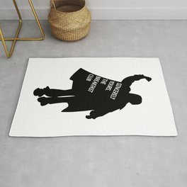 Sincerely Yours, The Breakfast Club Rug