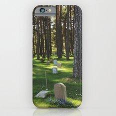 Skogskyrkogården Slim Case iPhone 6s