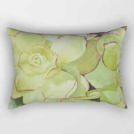 Kiwis Rectangular Pillow