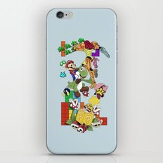 NERD issimo iPhone & iPod Skin