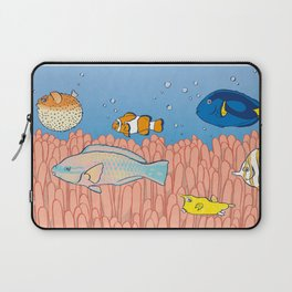 Fish Day Laptop Sleeve