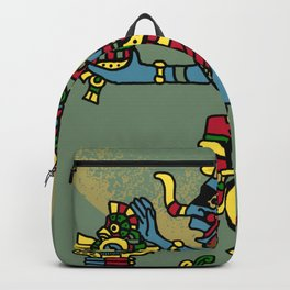 Quetzalcoatl Backpack