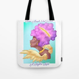 Higher Halo Tote Bag