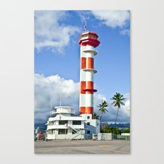 Ford Island Tower Canvas Print