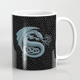 """Dragon Letter S, from """"Dracoserific"""", a font full of Dragons Coffee Mug"""