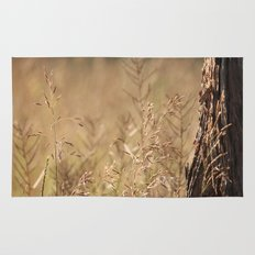 Summer Grass and Tree Rug