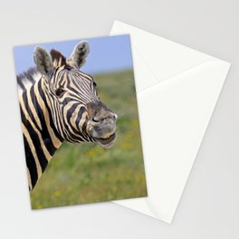 SMILE - Africa wildlife Stationery Cards