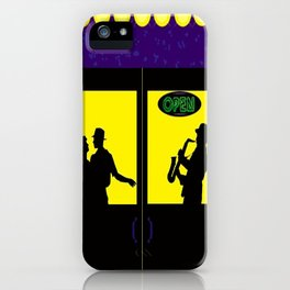 Jump N' Jive iPhone Case