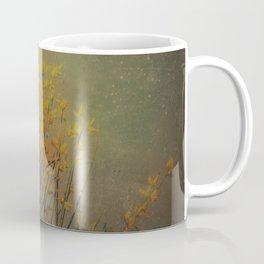 Vintage flowering bloom Coffee Mug