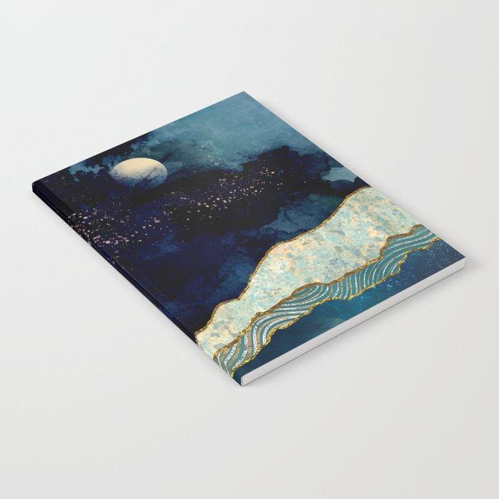 Indigo Sky Notebook