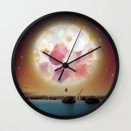 L'Amoureux Melancolique Wall Clock