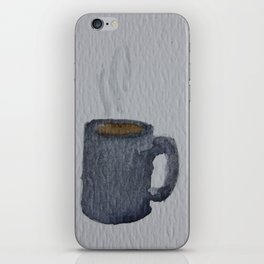 Tea Mug iPhone Skin