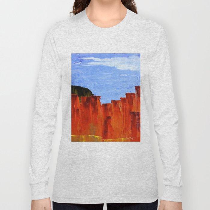 High Desert Canyons Long Sleeve T-shirt