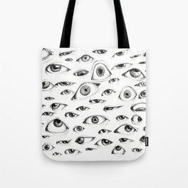 Looking at YOU!! Tote Bag