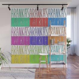 Aranka's Cackle Wall Mural