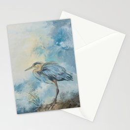 Shore Bird 8664 Stationery Cards