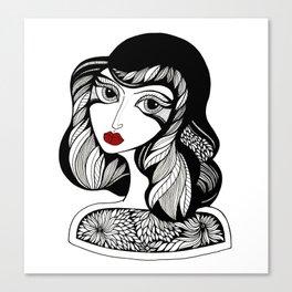 NAOMI Canvas Print