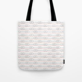 Knotted up Tote Bag