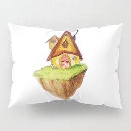 Fairy House Pillow Sham