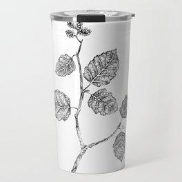 Gray alder Travel Mug