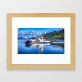 Corran Ferry 3 Framed Art Print