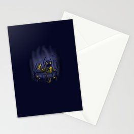 Deep Sea Beathing Stationery Cards
