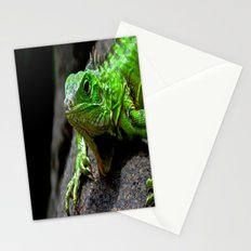 The Lizard King of Aruba Stationery Cards