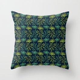 SAMBA 2 Throw Pillow