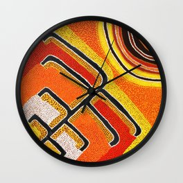Dream n°4 Wall Clock