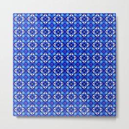 Moroccan mosaic  Metal Print