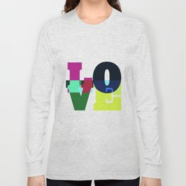 One Word: LOVE Long Sleeve T-shirt