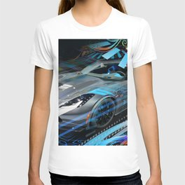 Give Me Speed (Right hand drive) T-shirt