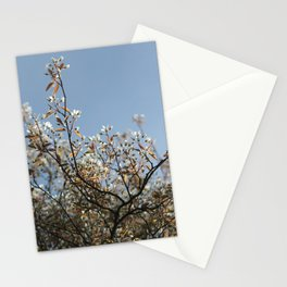 I see you in the sunshine - I know you're not gone Stationery Cards
