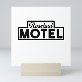 Rosebud motel. Ew david, schitt gift creek birthday. Schitts Creek Mini Art Print