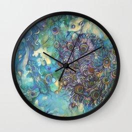 Kwan Yin Wall Clock