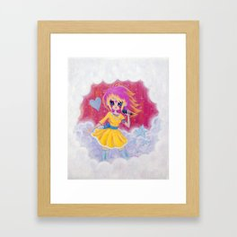 Truly Outrageous Framed Art Print