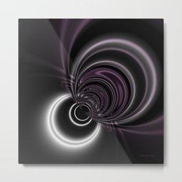 Deco Dreams 2 Abstract Metal Print