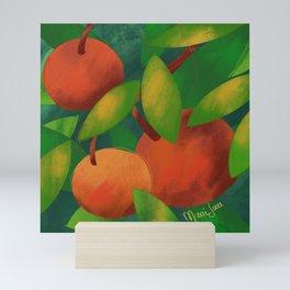 Tangerine Love Mini Art Print