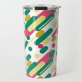 Bubble Pop Anza Evergreen Travel Mug