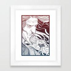 Sorcerer Framed Art Print