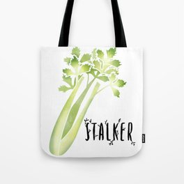Celery Juice Tote Bag