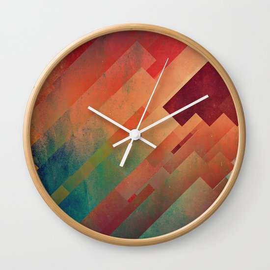 slyb ynvyrtz Wall Clock