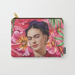 Forever Frida Kahlo Carry-All Pouch