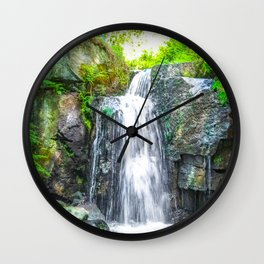 Lumsdale Falls. Wall Clock