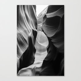 Antelope Canyon 2 Canvas Print