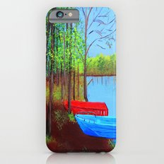 Beautiful place to be  iPhone 6s Slim Case