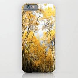 Hike Away iPhone Case