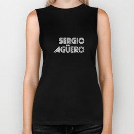 Sergio Aguero - Manchester City Biker Tank
